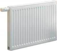 Radiateur panneau SAMBA gamme horizontale 6 orifices type 21 habillé acier hauteur 600mm 42 éléments 1833W thermostatisable dont 2 posi CHAPPEE
