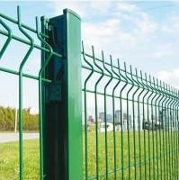 Poteau H EASYCLIP plus système galvanisés plastifie vert clip profil 66x50x1.20mm 1600mm