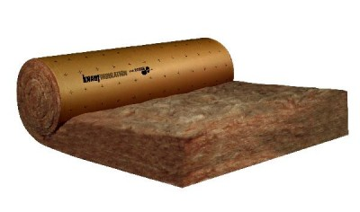 Panneau laine de verre ACOUSTILAINE 035 revêtu kraft 280mm 210x120cm R=8