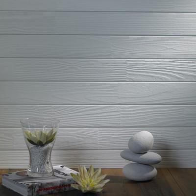 Lambris vernis blanc pdl aboute grain d'orge 10x090 2m50 / 10 lames PLTF BOIS