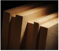 Panneau fibre de bois HDP Q11 standard R=5 épaisseur 200mm 126.5x61.5cm