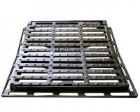 Grille concave C250 560x560mm BENITO