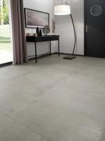 Carrelage sol intérieur grès cérame émaillé FREE gris 30x60cm
