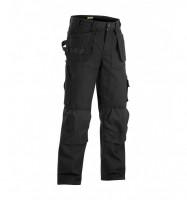 Pantalon ARTISAN poche libre coton noir 225GR taille 38 BLAKLADER