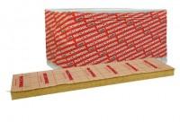 Panneau laine de roche nu ROCKFEU SYSTEM DB 140 mm 2,4x0,6m ROCKWOOL