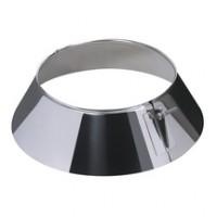 Collerette pour solin inox diamètre 180-230mm POUJOULAT