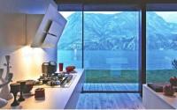 Hotte écran inox/blanc 90cm FRANKE MARIS 900