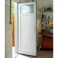 Porte de service GLENAN sans grille sans bar 200x90cm droite poussant