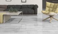 Carrelage sol ESCALE gris poli 24.8x100 rectifié le m2