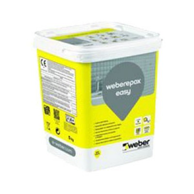 Colle et joint WEBER epoxy beige 5kg