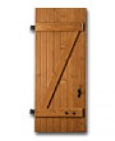 Volet sapin (10) 1 vantail B&E posée gauche108x60