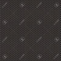 Mosaïque carbone foncé 30,5x30,5cm