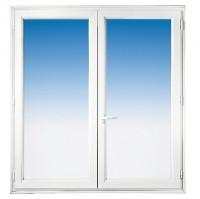 Fenêtre CLASSIC HIT PVC 105x110cm