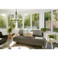 Fenêtre CLASSIC HIT PVC oscillo-battant 135x120cm + VRI
