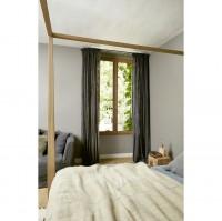 Fenêtre 2 vantaux CLASSIC chêne foncé 24mm 155x140cm