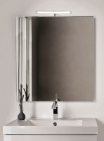 Miroir INITIAL 75x75cm DECOTEC