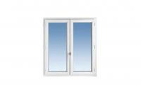Fenêtre CLASSIC hit PVC 125x120cm