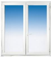 Fenêtre CLASSIC hit PVC 135x80cm