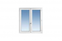 Fenêtre CLASSIC hit PVC 105x140cm