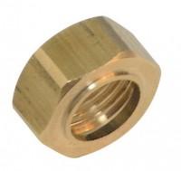 Ecrou CB brut 20/27-14 8374G sachet de 10 pièces ALTECH