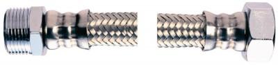 Flexible plomberie mâle-femelle 15x21 diamètre nominal 13mm longueur 300mm ALTECH