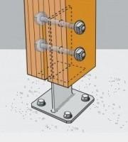 Rondelles pour boulons de 16mm diamètre 18mm boîte de 20 pièces