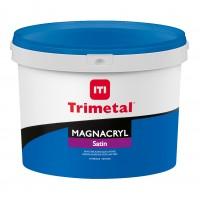 Peinture MAGNACRYL satin blanc 001 5L