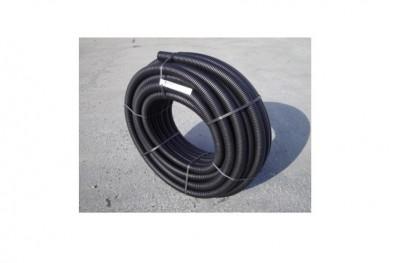 Gaine HEKACHOC 3522 noir diamètre nominal 110mm 25m