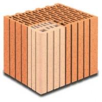 Brique POROTHERM R30 1/2 tableau 125x300x249mm