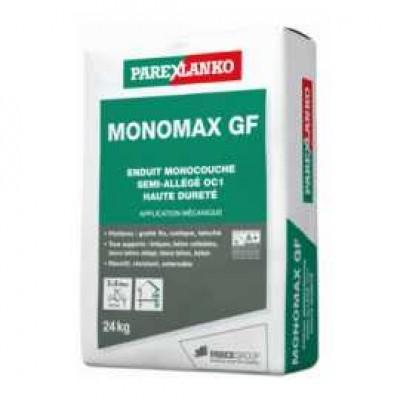 Enduit monocouche MONOMAX GF terre T23 24kg PAREXLANKO