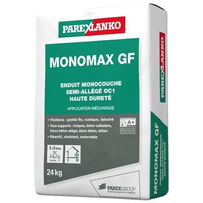Enduit monocouche MONOMAX GF T162 24kg PAREXLANKO