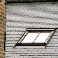 Meneau aluminium pour fenêtre de toit CK02 55cm