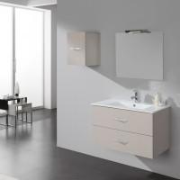 Armoire salle de bains NEW ANCO cactus tissé 450x300x330mm