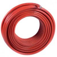 Tube MULTISKIN pré-isolé rouge 16x2mm 100mm COMAP