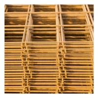 Treillis soudé panneau Adets ST35 2,40x6m maille 10x30cm diamètre fil 7mm