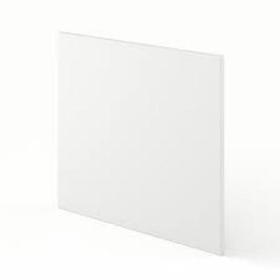 Porte lave-vaisselle platine clair 69.7x59.7cm