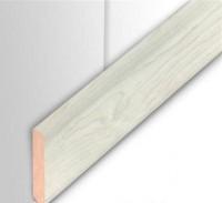 Plinthe droite platine clair hauteur 15cm longueur 300cm