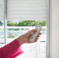 Kit DIRIGO radio pour porte fenêtre de 150,1 à 250cm