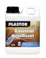 Raviveur métallisant mat parquets PLASTOR 1L