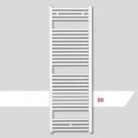Radiateur sèche-serviettes mixte ODA PREM'S blanc 1226mmx400mmx30mm ACOVA