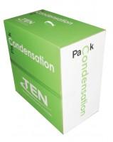 Pack C9 condensation 80mm C9 + mitron noir TEN