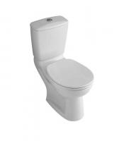 Cuvette ensemble WC TARGA PRO blanc CERAMICPLUS