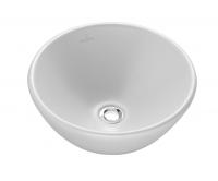Vasque à poser LOOP & FRIENDS blanc diamètre 43cm VILLEROY ET BOCH
