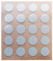 Cache-vis adhésif VBA chêne clair en plaquette de 100 GFD