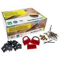 Kit fixation HARDWOODCLIP pour AD 2.4mm SPAX FRANCE
