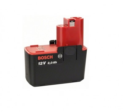 Batterie 12V NTC 2.0Ah forme H BOSCH ROBERT