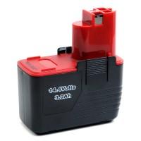 Batterie NIMH 14.4V 2Ah NICD ROU 108x53x118mm BOSCH ROBERT