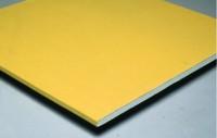 Plaque de plâtre haute dureté Placodur® BA 13 - 2,5x1,2 m - ép. 13 mm PLACO
