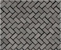 Mosaïque POWDER graphite 30x30cm MARRAZI