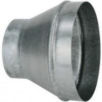 Reduction conique D125/80 ATLANTIC CLIM/VENTIL (B3010)